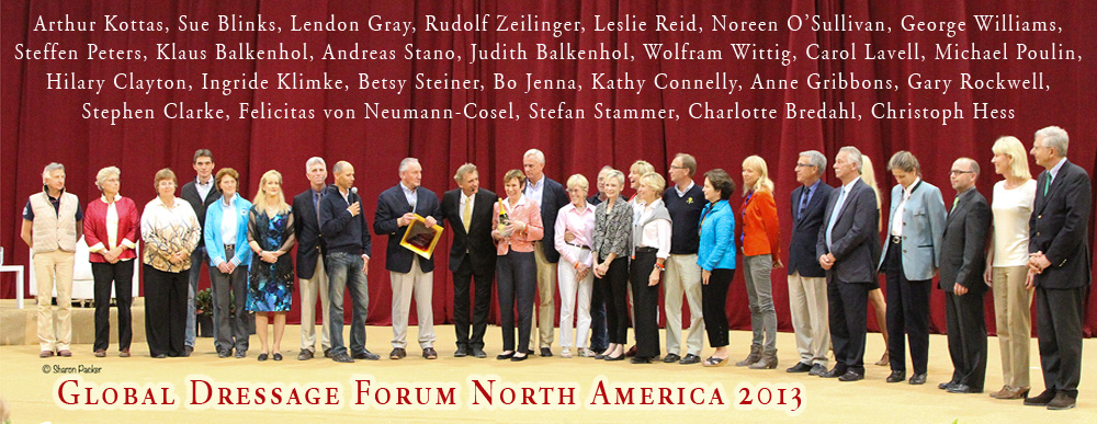 Global Dressage Forum North America